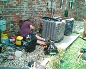Repair Heating and Cooling System